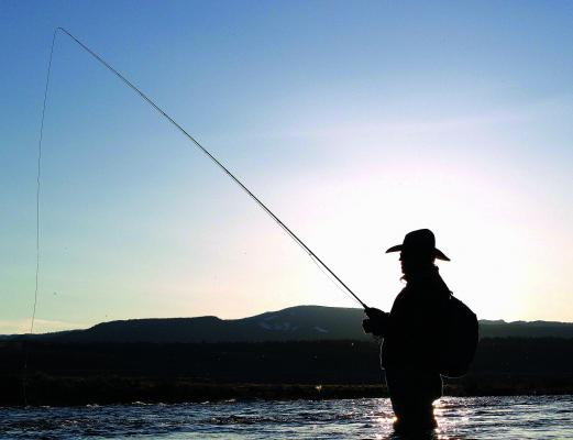 About 70 percent of Madison River anglers are non-residents who have not fished the river more than a year. Most anglers come from just three states, California, Utah and Colorado. (File photo)
