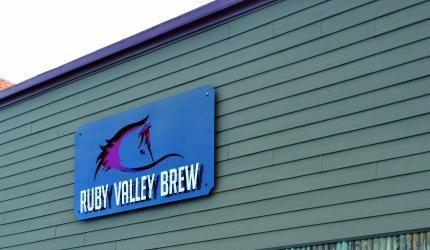 Sheridan's Ruby Valley Brew is currently the only Madison County brewery outside of Big Sky. But there's soon to be one more: Burnt Tree Brewing in Ennis is currently in construction with hopes to open later this year. (R. Colyer)