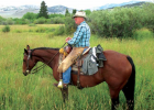 Gary Clark will be inducted into the Montana Cowboy Hall of Fame. PHOTO COURTESY MCHF