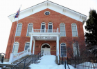 The Madison County Courthouse is revered as a functioning historical landmark, but with old age comes maintenance challenges. PHOTO BY JOLENE PALMER