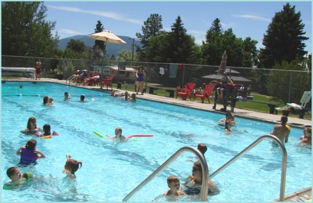 The Ruby Valley Pool in Sheridan will not open this season without $12,000 in repairs. Sheridan Town Council, the Madison County Sheridan Alder Park & Recreation District, and the Pool Advisory Committee are investigating sources of funding to make the repairs. (Photo courtesy Ruby Valley Pool)