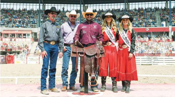 PHOTO COURTESY Cheyenne Frontier Day
