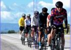 Riders tackle one of the many hills during the RATPOD ride on Saturday, June 23. The ride raised nearly $350,000 for Camp Mak-A-Dream. (Photo courtesy of Courtney Imhoff)