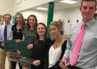 Earl Holt Memorial Scholarship Recipients:  Trevor Swanson, Amanda Russell, Whitney McKitrick, Joree Hokanson, Josie Griffis, and Clay Coffman.