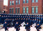2020 graduating class of Montana Youth Challenge Academy. PHOTO COURTESY MONTANA YOUTH CHALLENGE ACADEMY
