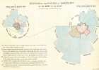 """Florence Nightingales' graph that documented her data of disease being the majority cause of death in the Crimea War, which 900,000 people died. Image provided by London Sotheby in the Smithsonian Magazine article """"The Defiance of Florence Nightingale."""""""